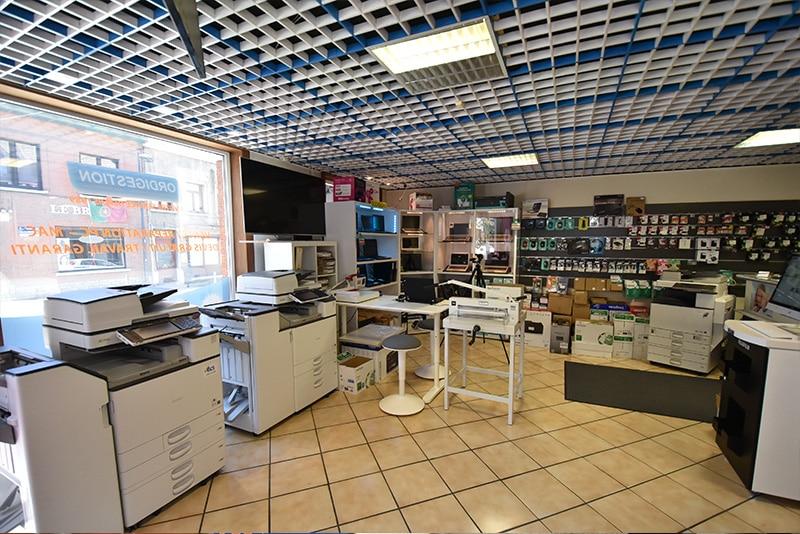 Boutique informatique de Tubize