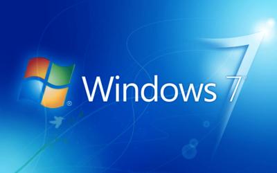 Fin de la prise en charge de Windows 7 le 14 janvier 2020